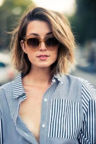 New Short Haircuts For Girls 17
