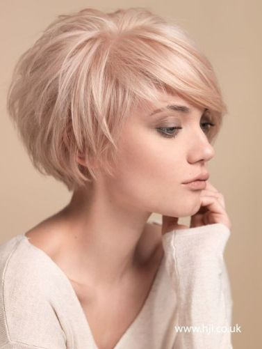New Short Haircuts For Girls 20