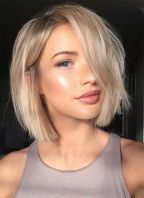 New Short Hairstyles 2018 27