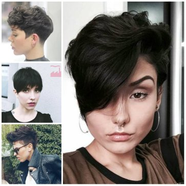Pixie Cuts For Thick Hair 29