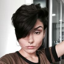 Pixie Cuts For Thick Hair 34