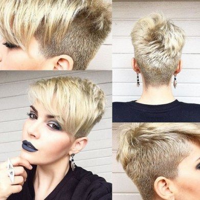 Short Pixie Haircuts For 2018 2019