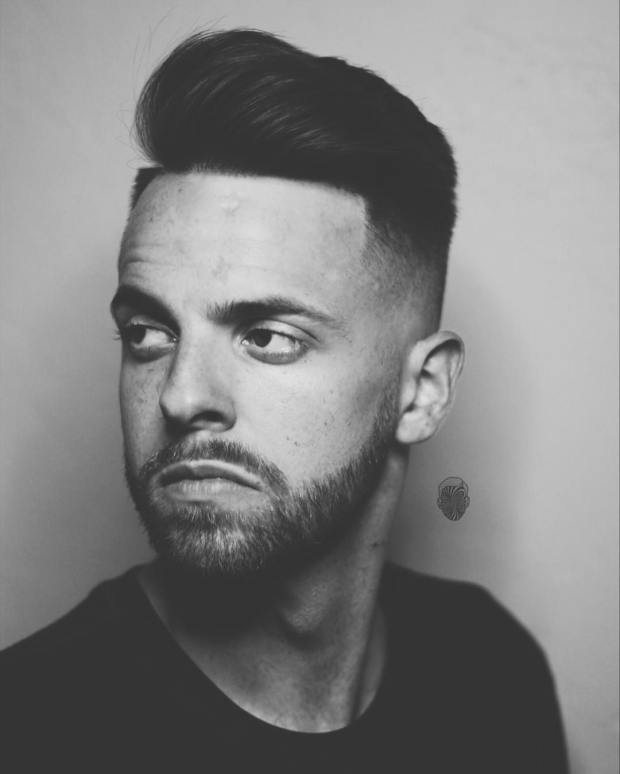Pompadour High Fade Haircut For Men 2018