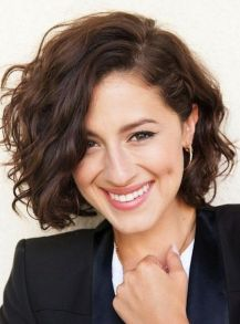 Short Bob Curly Hairstyles 12
