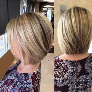 Short Bob Haircut 2018 15