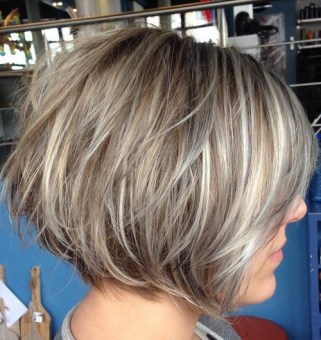 Short Bob Haircut 2018 18