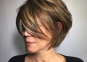 Short Bob Haircut 2018 2