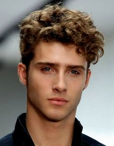 Boys Hairstyles For Curly Hair