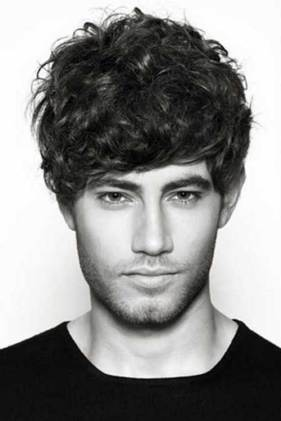 Short Curly Hairstyles For Men 2018 23