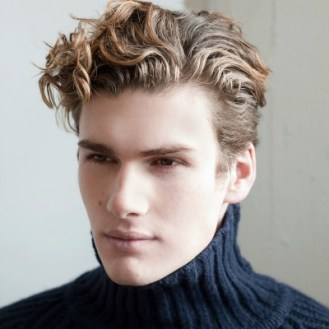 Short Curly Hairstyles For Men 2018 5