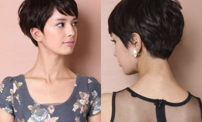 Short Cut Hairstyles 26