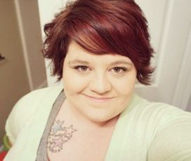 Short Hair For Round Faces 9