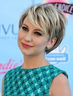 Short Haircuts For Round Faces 7