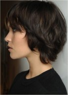 Short Haircuts For Thick Hair 2018 28