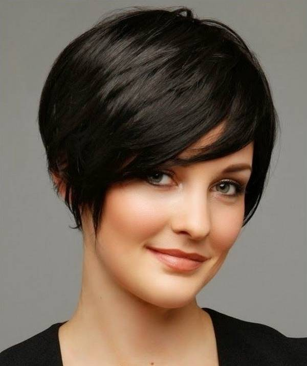 Short Hairstyle Women