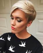 Short Hairstyles For Oval Faces 2018 2