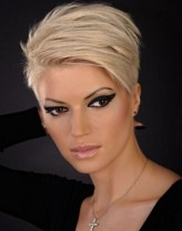 Short Hairstyles For Oval Faces 2018 22
