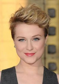 Short Hairstyles For Oval Faces 2018 30