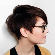 Short Hairstyles For Round Faces 2018 1