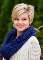 Short Hairstyles For Round Faces 2018 7