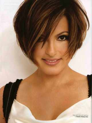 Short Hairstyles For Thick Hair 2018 35