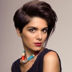 Short Hairstyles For Thick Hair 2018 5