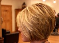 Short Layered Bob Hairstyles 11