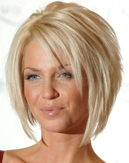Short Layered Bob Hairstyles 8