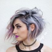Short Messy Hairstyles 2018 15