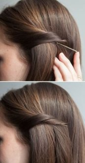 Simple Hairstyles For Girls 1
