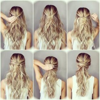Simple Hairstyles For Girls 12