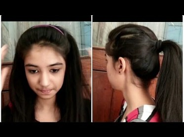 Simple Hairstyles For Girls 4