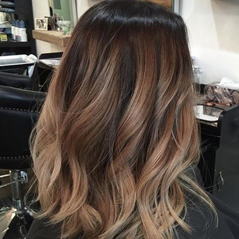 Sombre Hair 2018 Hairstyles Fashion And Clothing