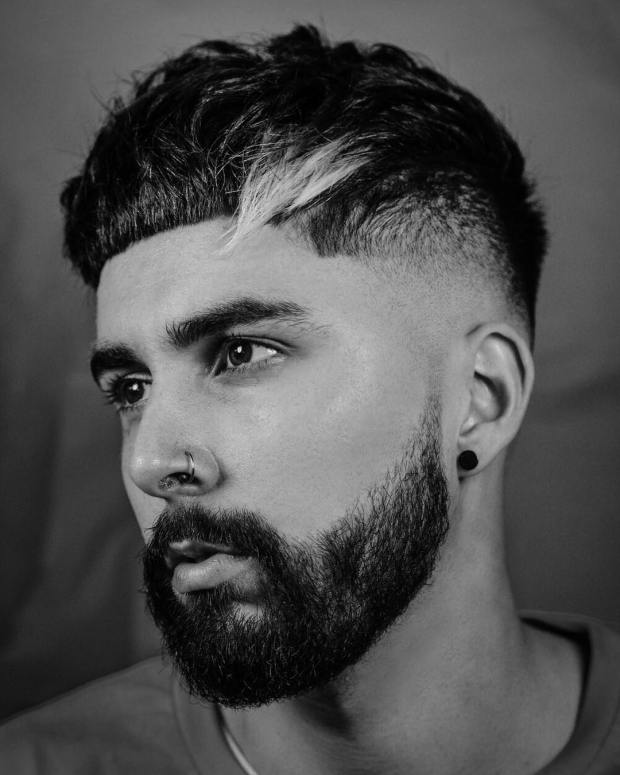 Spiky Haircut For Men 2018