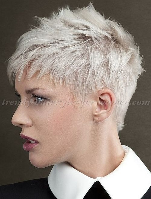 very short haircuts with bangs for women 2018 haircuts