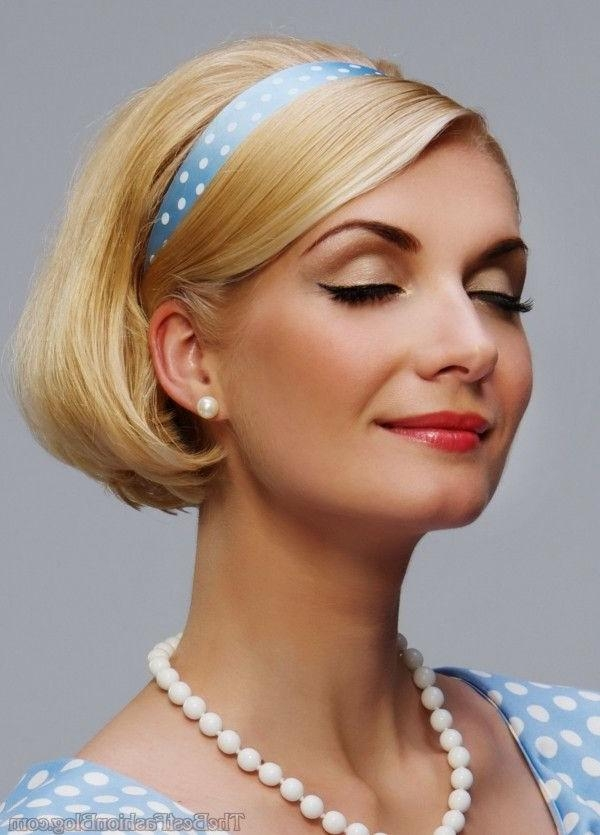 1950S Pin Up Hairstyles For Short Hair Hairstyles In Vintage ...