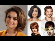 2018 Haircuts Female 19