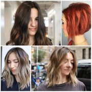 2018 haircuts female 30