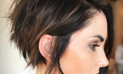 Easy Short Hairstyles For Womens 16