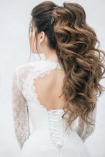 Long Wedding Hairstyles 24