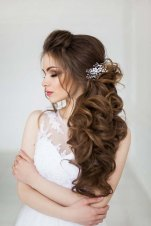 Long Wedding Hairstyles 4