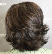 Medium Layered Haircuts 12