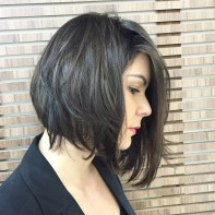 Medium Layered Haircuts 33