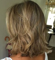 Medium Layered Haircuts 6