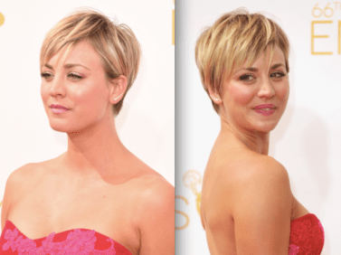 Short Haircuts For Round Face Shape 15