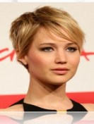 Short Haircuts For Round Face Shape 19