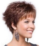 Spiky Haircuts For Women 11