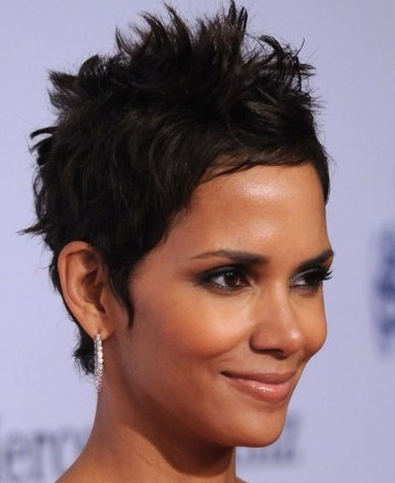 Spiky Haircuts For Women 16