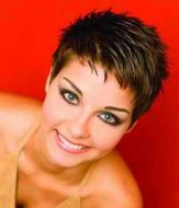 Spiky Haircuts For Women 21