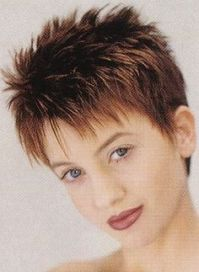 Spiky Haircuts For Women 25